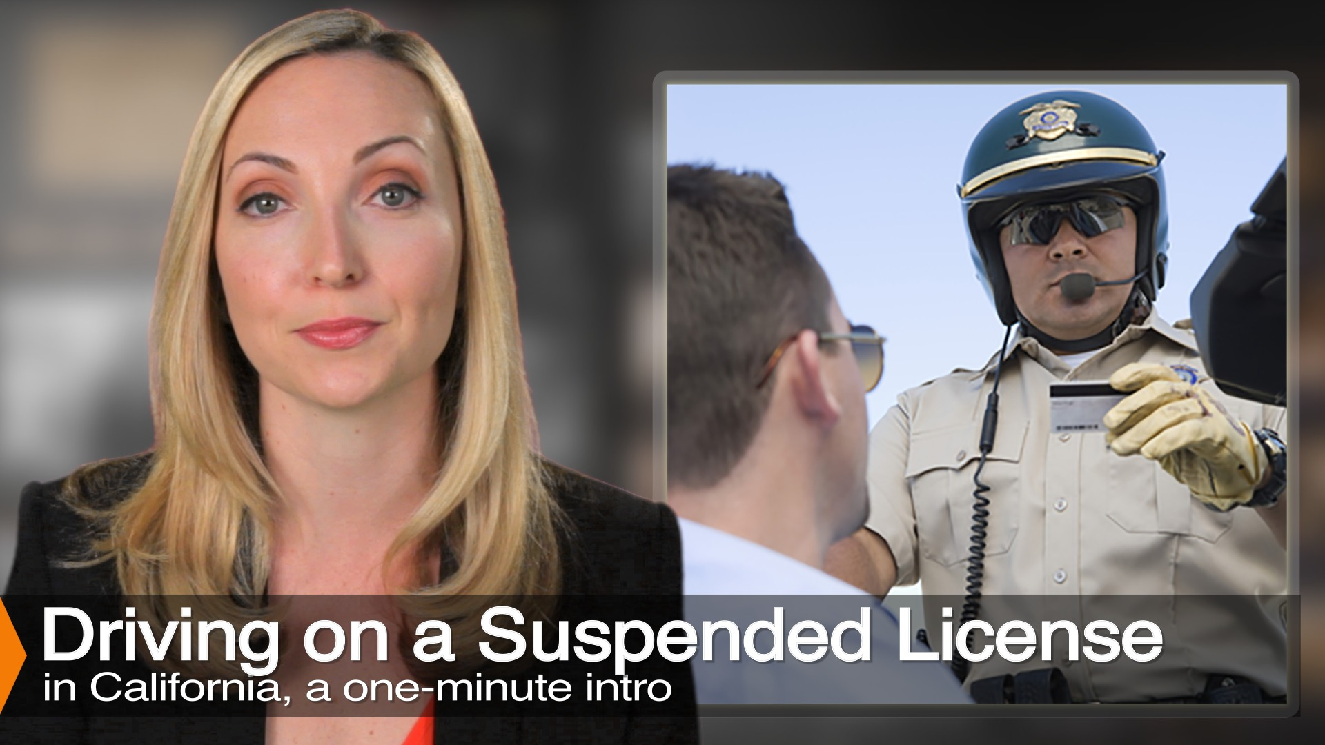 Driving on a Suspended License (California Legal Guide) - VC 14601