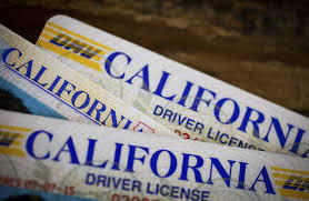 california license