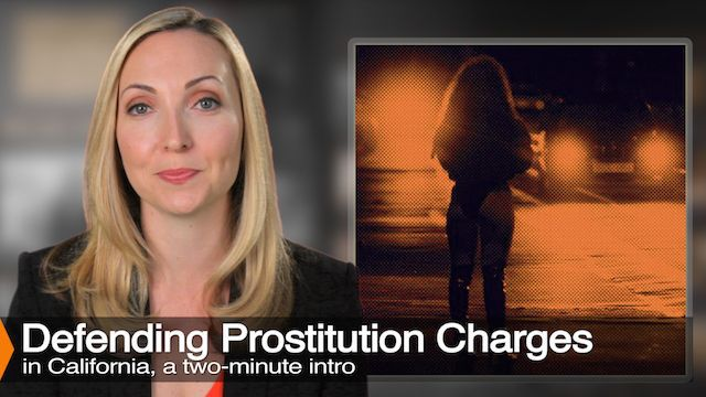 Diana Aizman Discusses Prostitution