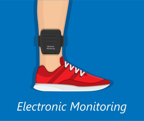 electronic monotoring device house arrest dui