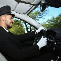 valet driver joyriding