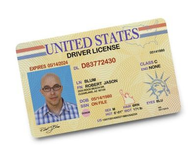 drivers license id