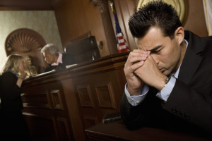 stressed witness in penal code 243(e)(1) trial