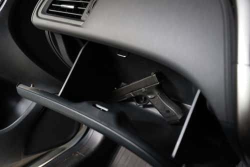 Gun In Glovebox