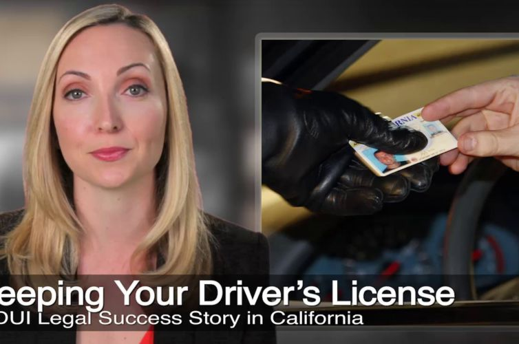 Attorney Diana Aizman Discusses Keeping Your Drivers License After A DUI