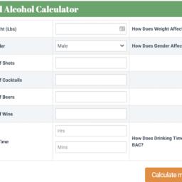 bac calculator screenshot