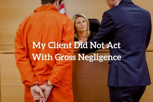 Gross Vehicular Manslaughter While Intoxicated | Penal Code
