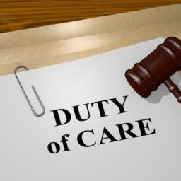 file duty of care