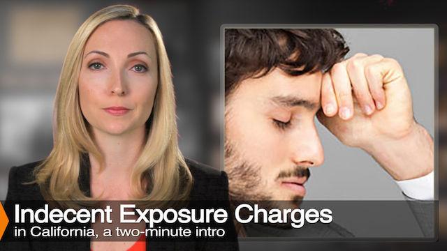 Diana Aizman Discusses Indecent Exposure