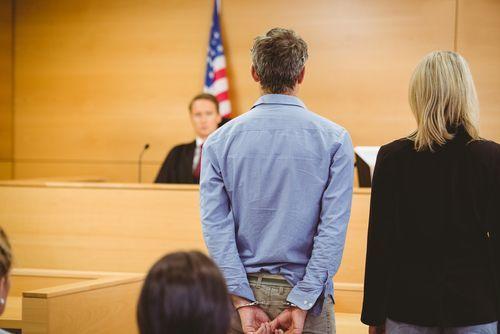 prisoner arraignment