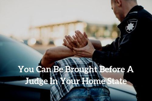 How To Handle An Active Arrest Warrant In California