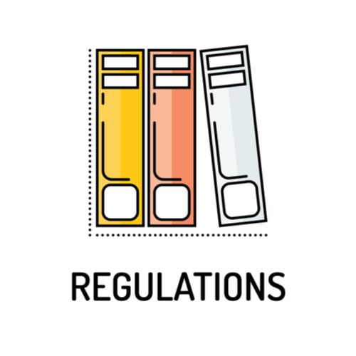regulations vector